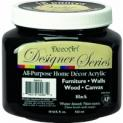 Deco Art home decor Black 532ml