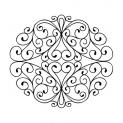 Wrought Iron Swirls