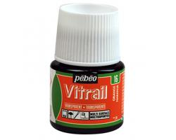 Pebeo Vitrail Transparent Orange