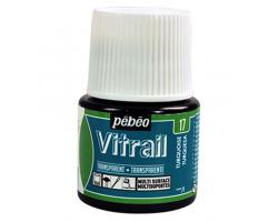 Pebeo Vitrail Transparent Turquoise