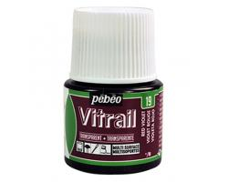 Pebeo Vitrail Transparent Red Violet