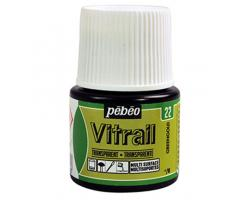 Pebeo Vitrail Transparent Greengold