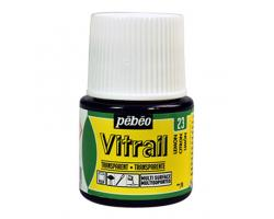 Pebeo Vitrail Transparent Lemon Yellow