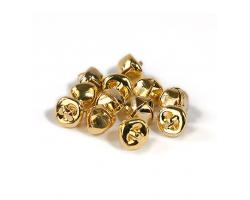 belletjes goud 10 mm