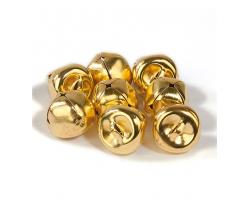 belletjes goud 15 mm