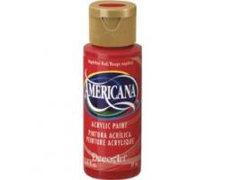 Americana: Naphthol Red (transparent)-DA104