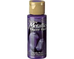 Deco-Art  acrylverf Dazzling Metallics Finish - Purple Pearl