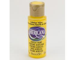 Americana: Cadmium Yellow (transparent)-DA010