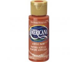 Americana: Burnt Orange-DA016