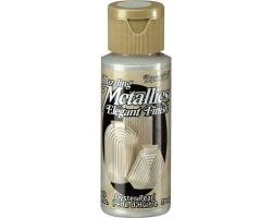 Deco-Art  acrylverf Dazzling Metallics Finish - Oyster Pearl