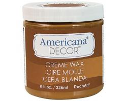 chalky Finish Wax Golden Brown