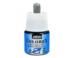 Pebeo Colorex 45ml Cyan