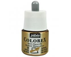 Pebeo Colorex 45ml Pale Gold